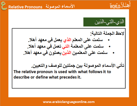 Learn Arabic Faster and More Efficiently