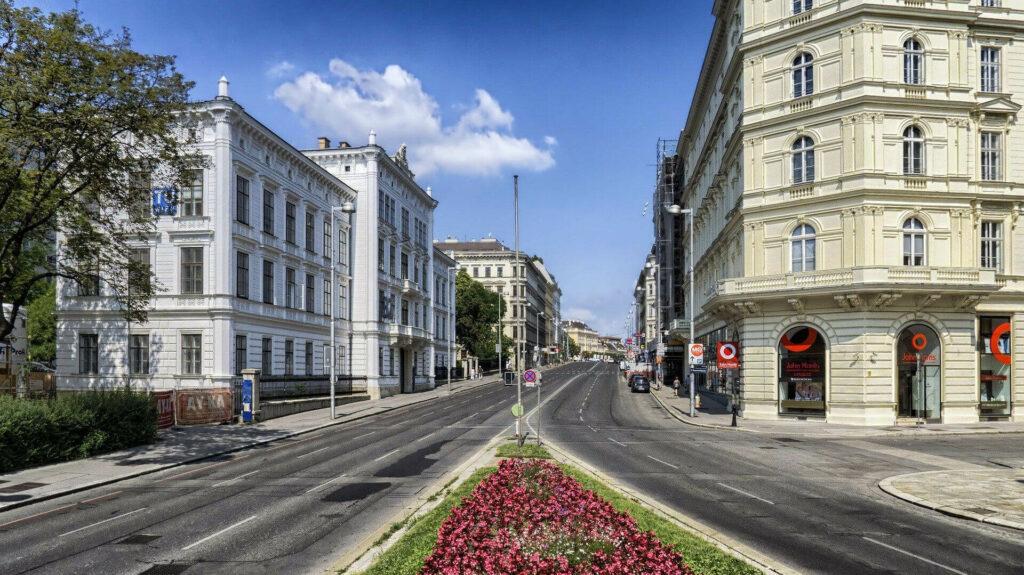 Streets main