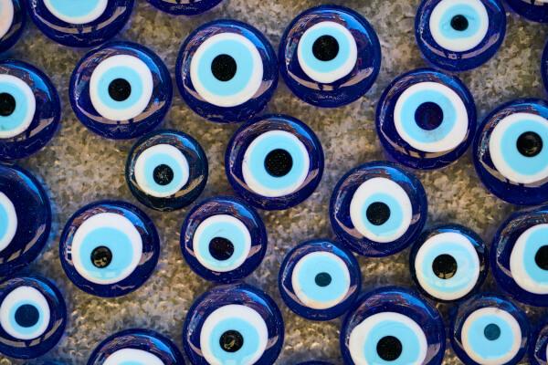 "The Evil eye/The Hand ""Khamsa"""